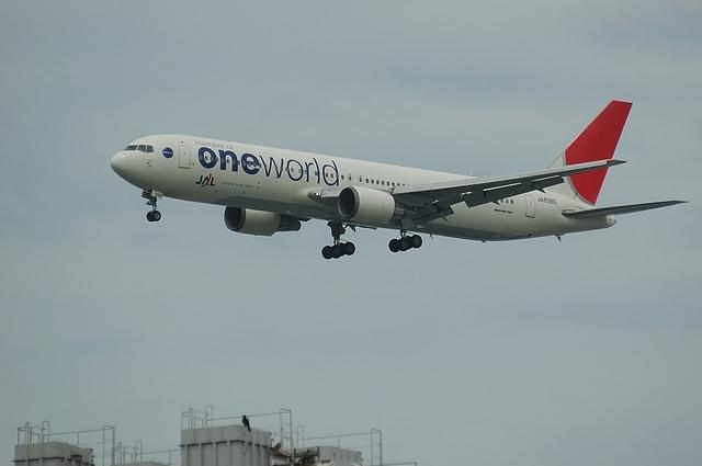 ONE WORLD Boeing767 2