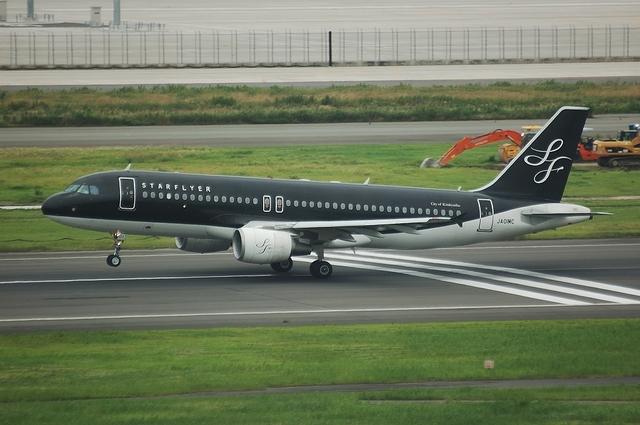 SFJ A320 Take Off 2