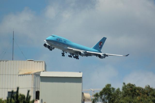 大韓航空 ひねり 3