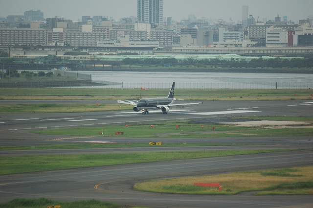 SFJ A320 Take Off 1