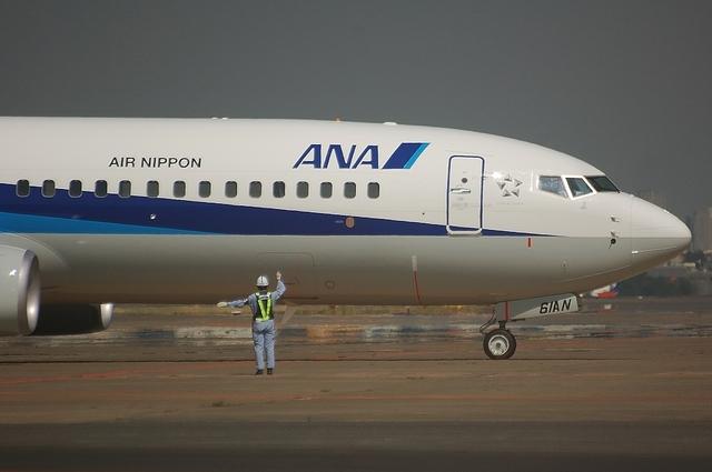 ANA B738 4