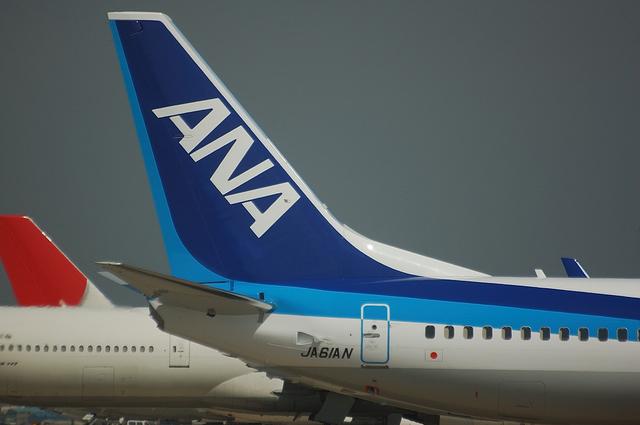 ANA B738 7