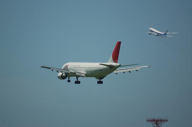 A300とB777