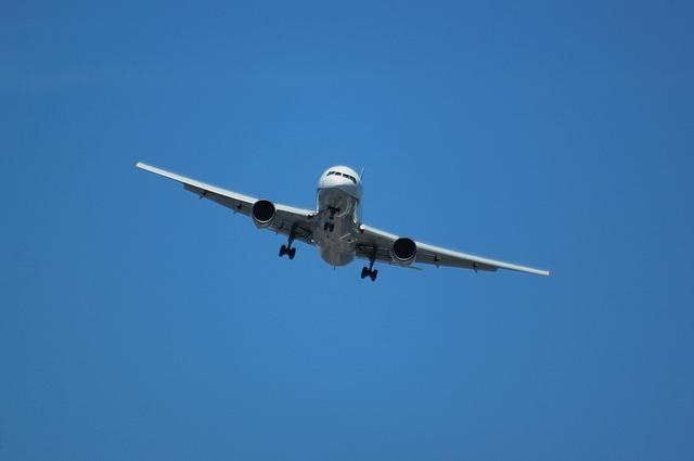 Boeing767の東京カーブ 4