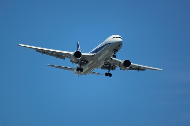 Boeing767の東京カーブ 5