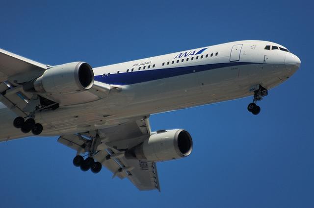 Boeing767の東京カーブ 6