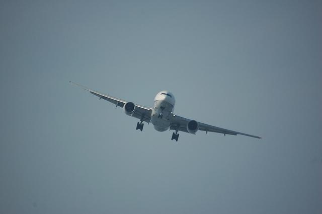 ANA Boeing777 ファイナルターン 1