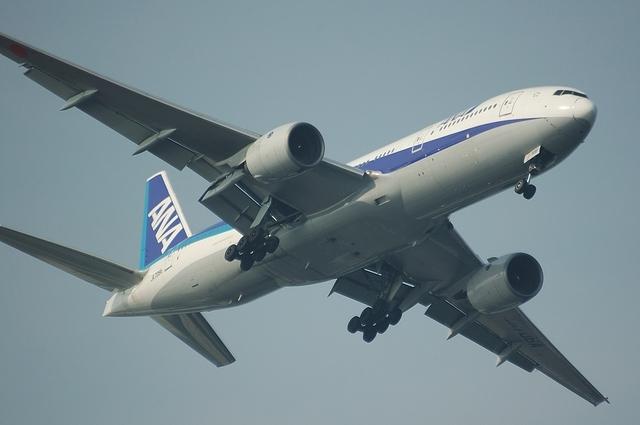 ANA Boeing777 ファイナルターン 2