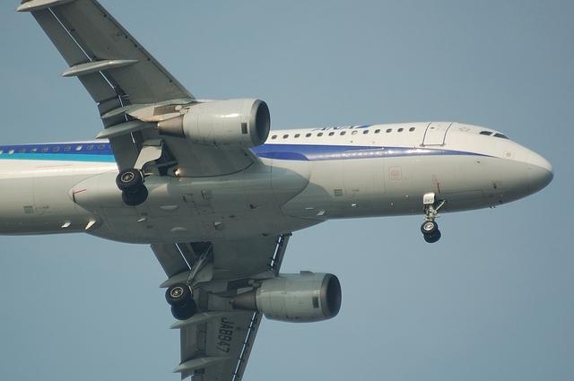 ANA Airbus A320 3