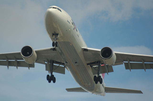 JAL Airbus A300