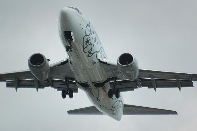 ADO Boeing737-500