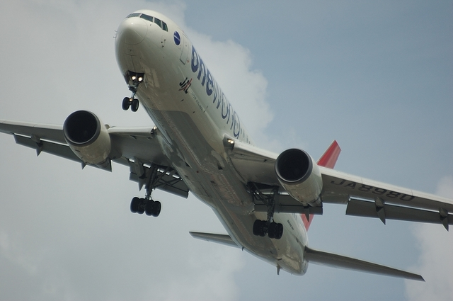 JAL Boeing767-300