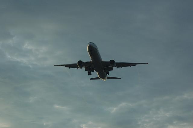 ANA Boeing777 VOR-C 1