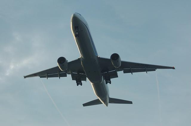 ANA Boeing777 VOR-C 2