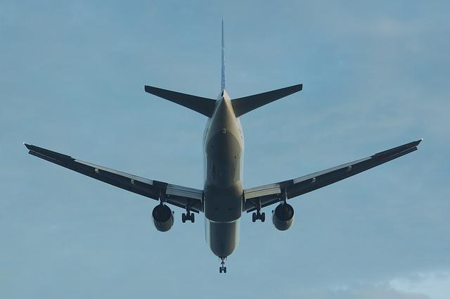 ANA Boeing777 VOR-C 3