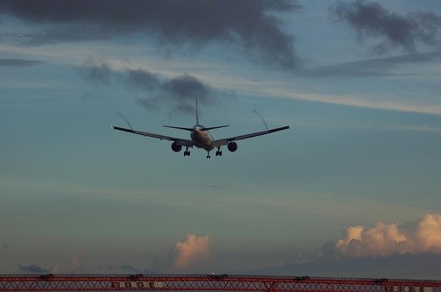 ANA Boeing777 VOR-C 4