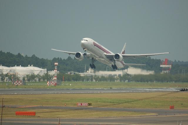 タイ国際航空 B777 1