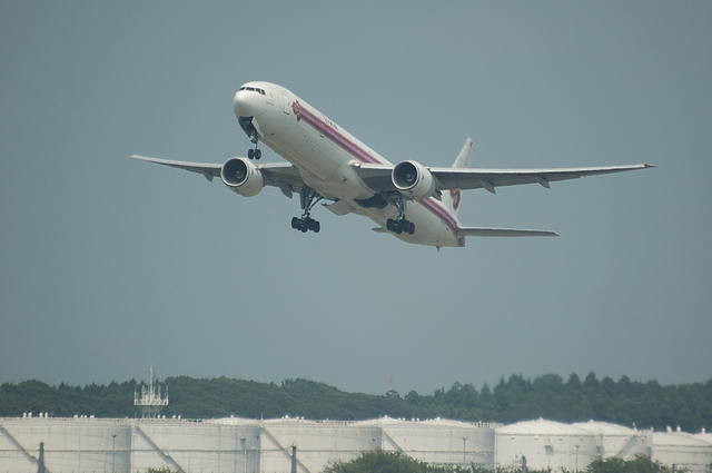 タイ国際航空 B777 2