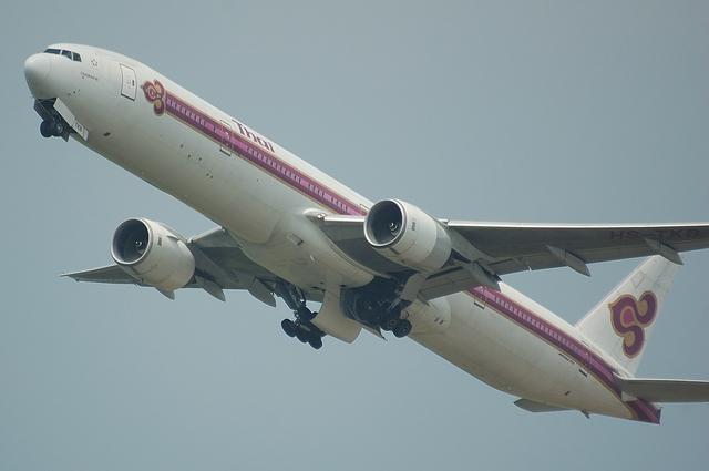 タイ国際航空 B777 3