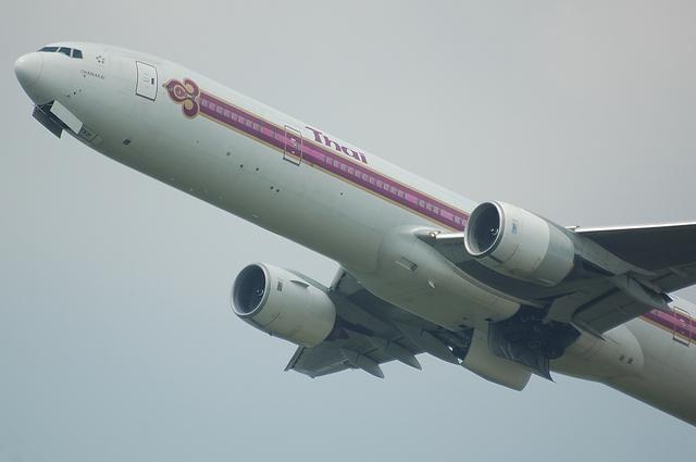 タイ国際航空 B777 4