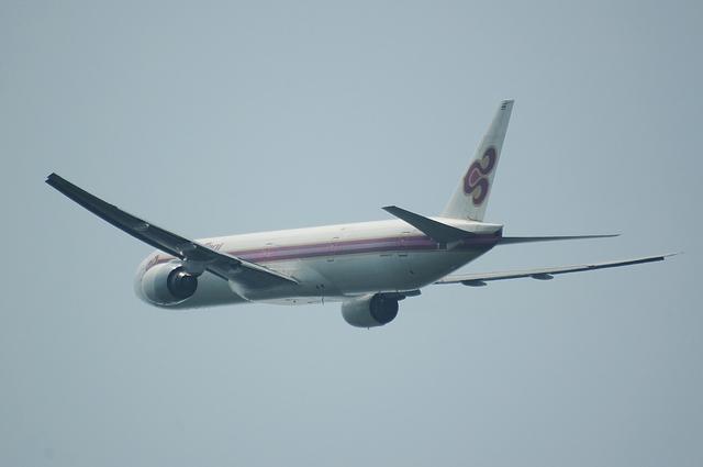 タイ国際航空 B777 5