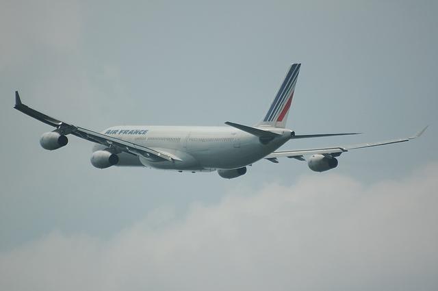 AF A340 3