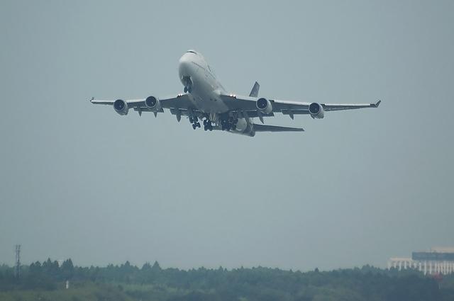 タイ国際航空 B747 1