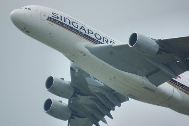 SQ A380 6