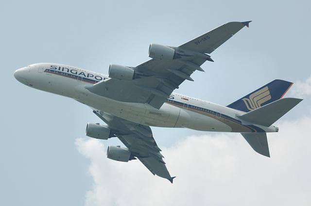 SQ A380 7