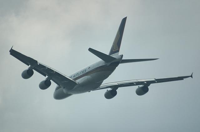 SQ A380 8