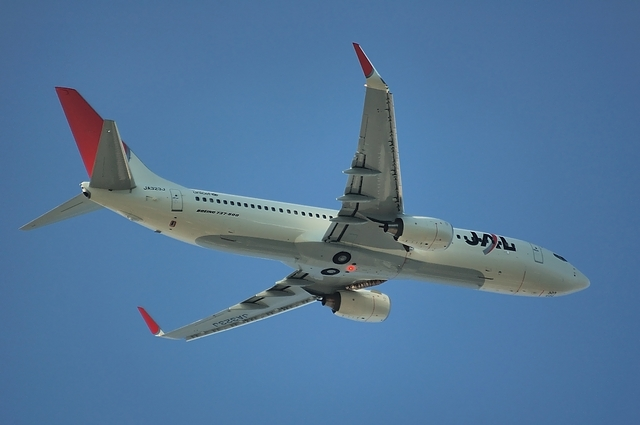 Boeing737 上昇 2