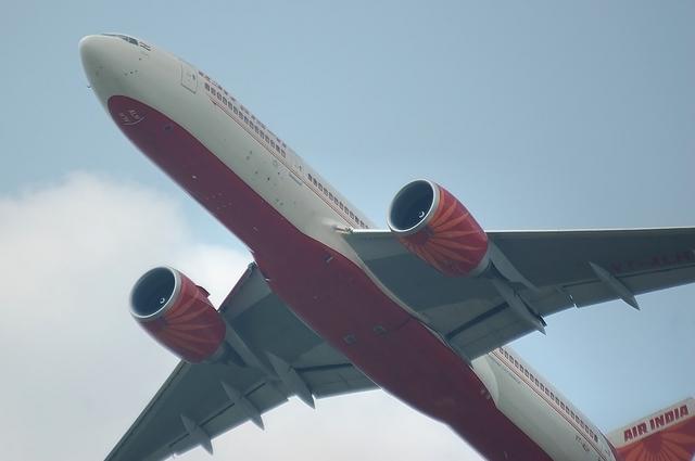 Air India Boeing777 3