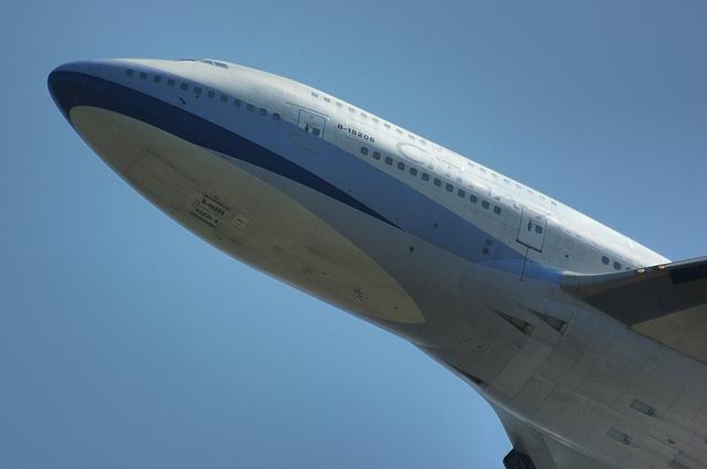 CI B747-400 3