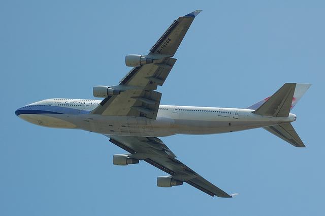 CI B747-400 4