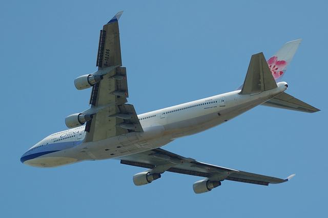 CI B747-400 5