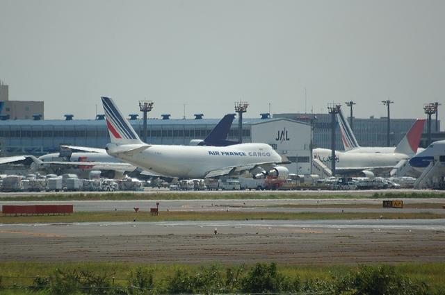 AF B747-400F 1