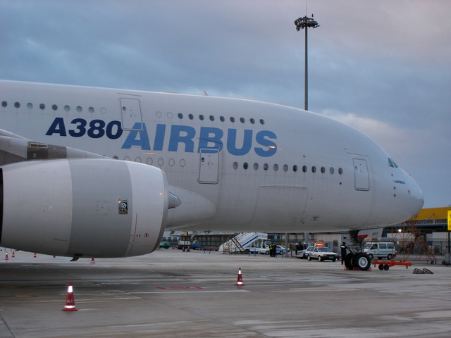 Airbus A380 4