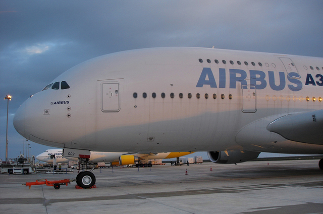 Airbus A380 12