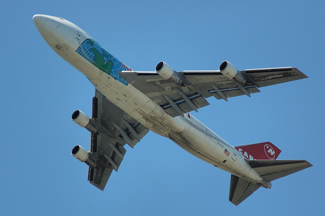 NW B747-200 CARGO 4