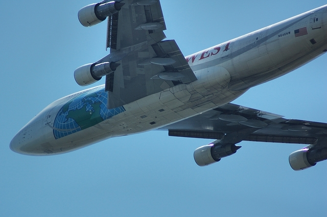 NW B747-200 CARGO 7