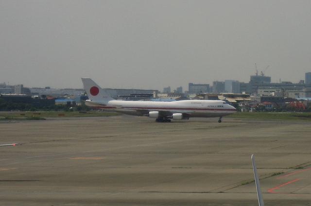 日本の政府専用機
