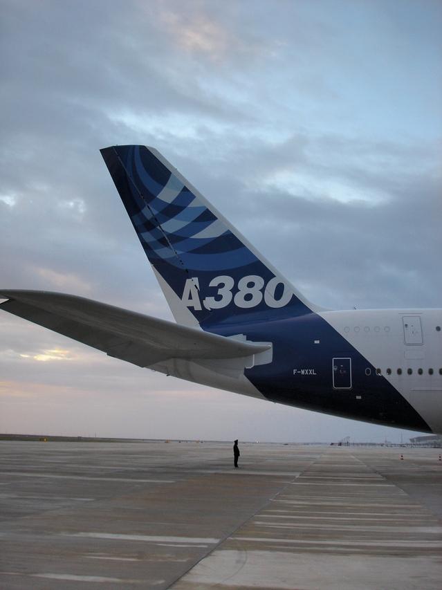 Airbus A380 5