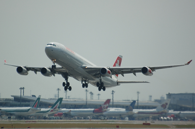 SWISS A340 1