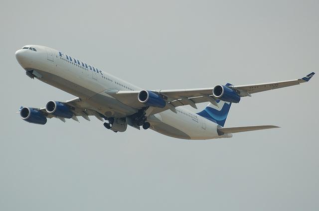FINNAIR A340 1
