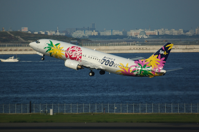 SNA Boeing737-400 5