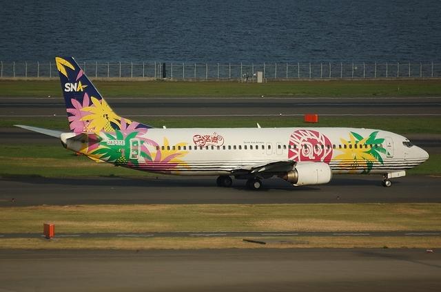SNA Boeing737-400 6