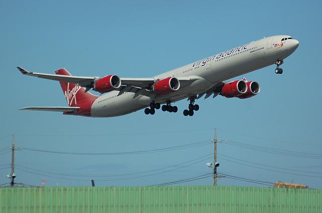 VS A340-600 4