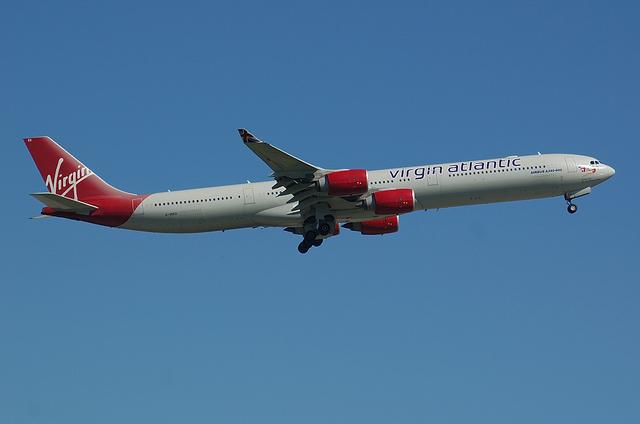 VS A340-600 5