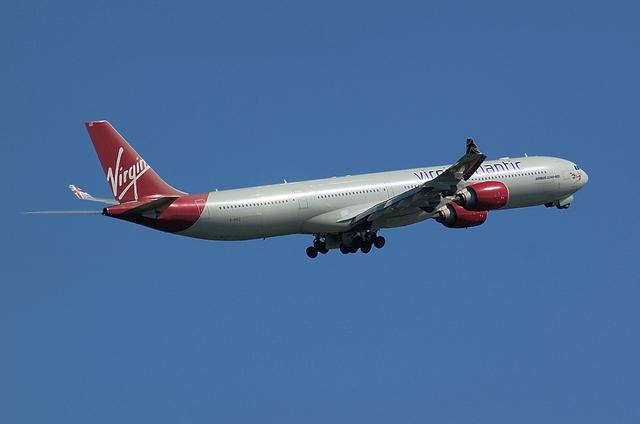 VS A340-600 6