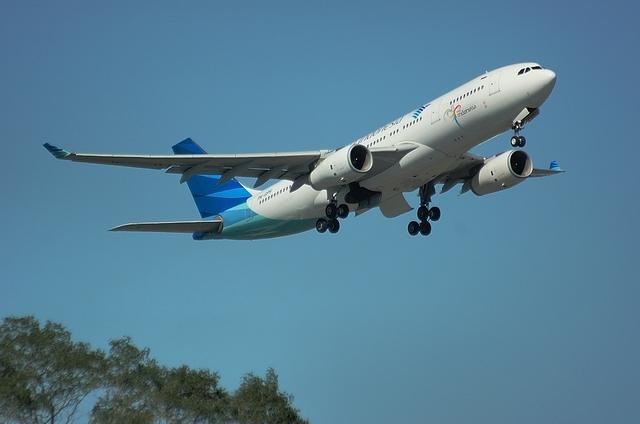 ガルーダ A330-200 1